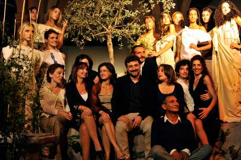 Moda: marchio sociale Cangiari sara' a Biennale Venezia