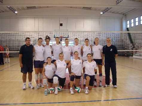 Volley, Frigorcarni travolta a Verona