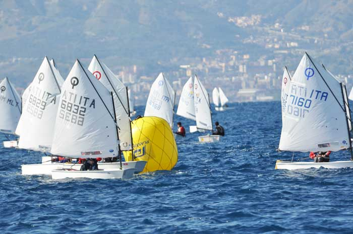 Vela: al via la Settimana Azzurra con la XXVI Mediterranean Cup