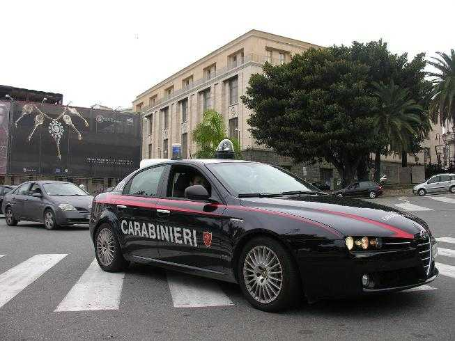 """Sfugge alla cattura nella operazione """"Crimine""""  arrestato dai carabinieri"""