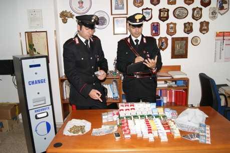 Locri, quattro arresti per furto