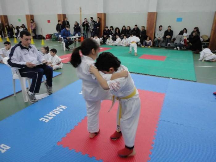 """Karate, grande successo per il """"Gran Premio Giovanissimi"""""""