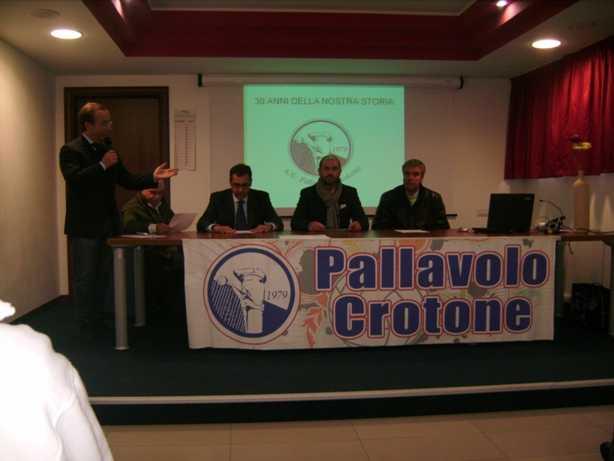 Volley, Starbene Crotone: il bilancio di Capocasale