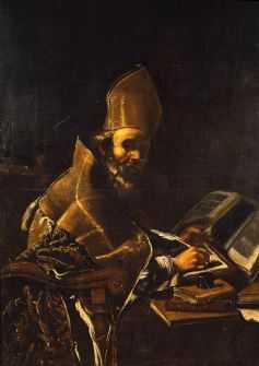 """""""Opera Aperta"""" Il restauro del Sant'Agostino di Mattia Preti svela i segreti di un capolavoro"""