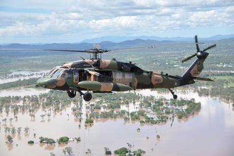 Australia: lago di 90 km dopo le piogge record