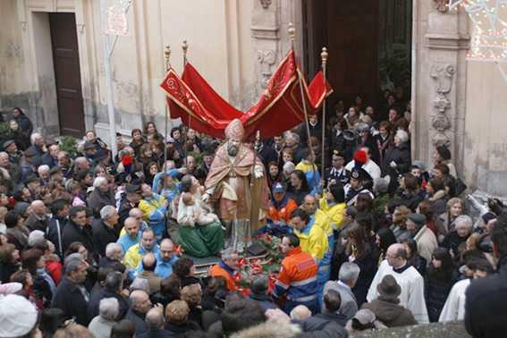 Cassano allo Ionio, al via i festeggiamenti in onore di San Biagio