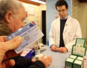 Esenzione ticket sanitario, consegnato il protocollo ai sindacati