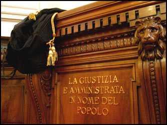 Giustizia, le lamentele di Carmela Rigoli