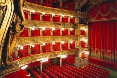 """""""La cantatrice calva"""" al teatro Eutheca di Cinecittà"""