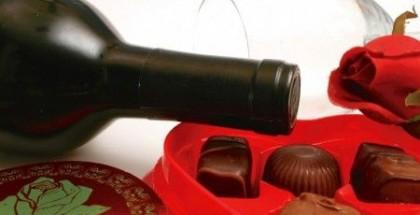 vino e cioccolata