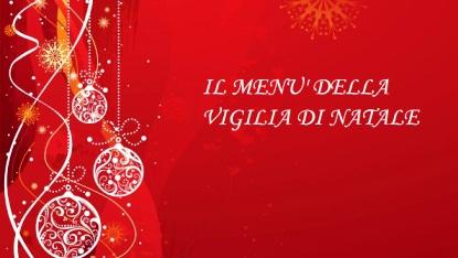 Menu Cenone Vigilia Di Natale.Il Menu Della Vigilia Di Natale Approdo Calabria