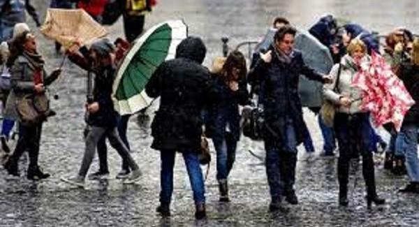 """Domani allerta maltempo in tutta Calabria, """"Arancione"""" nella provincia di Reggio Calabria Diramato il bollettino della Protezione Civile"""