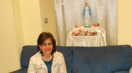 A tu per tu con la mistica Teresa Scopelliti In esclusiva per Approdonews parla la donna che vede la Madonna a Quarantano