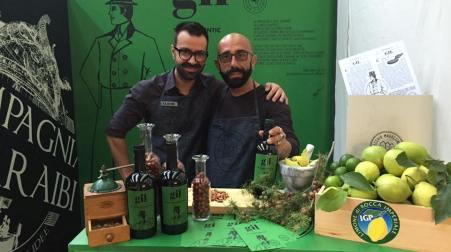 Liquori preparati con prodotti calabresi Il coriglianese Claudio Garofalo nel team del Vecchio Magazzino Doganale