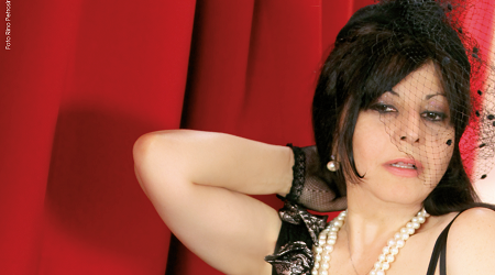 """Anna Maria Barbera al Teatro Comunale di Catanzaro Ritorna in Calabria la """"Sconsolata"""" della tv italiana"""