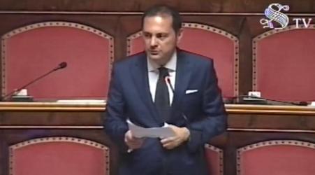 """""""Manovra: calpestata democrazia e diritti degli italiani"""" Lo dichiara il senatore di Forza Italia, Marco Siclari"""