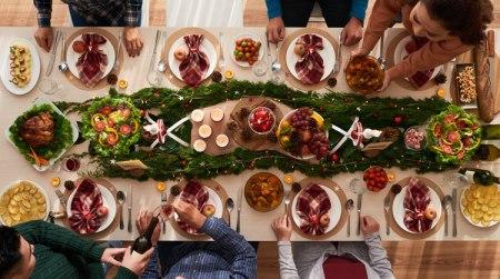 Come affrontare le feste a tavola I consigli del dottor Garritano
