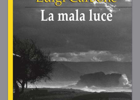 """Sospetti, enigmi e convenzioni nel libro di Luigi Carbone """"La mala luce"""" è ambientato a Palmi"""