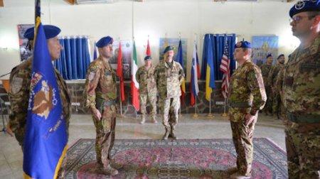 Il Ten. Col. Walter Moncada ha assunto il Comando della Task Force elicotteri in Afghanistan L'ufficiale calabrese ha frequentato le scuole elementari e medie sia a Terranova che a Taurianova