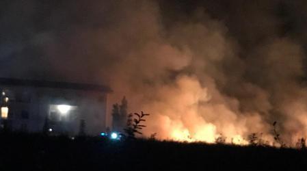 Incendio Area Comunia – Assemblea Permanente dei Cittadini A Motta San Giovanni