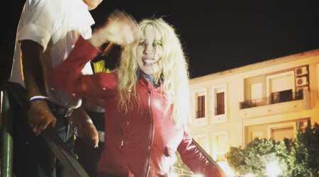Calabria, Ivana Spagna alla conquista di Siderno Concerto in onore dei festeggiamenti della Madonna del Porto Salvo