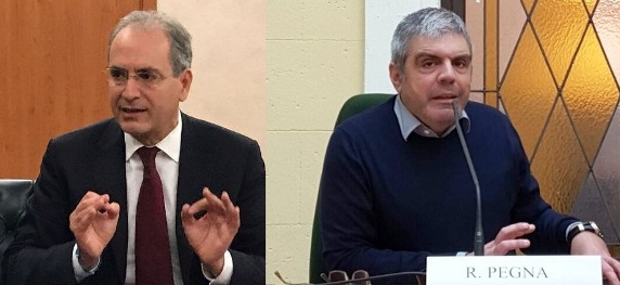 A Lamezia è ballottaggio tra Paolo Mascaro e Ruggero Pegna Il prossimo 24 novembre si contenderanno la fascia tricolore di sindaco della città