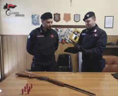 Canolo, arrestato Nicodemo La Rosa Per detenzione di armi