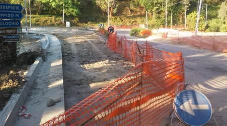 Disposta la chiusura di un tratto stradale per Terranova Sappo Minulio fino al 1 agosto L'interdizione è necessaria a seguito dei lavori per la realizzazione della Pedemontana della Piana di Gioia Tauro