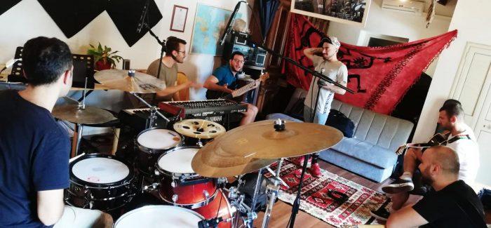 """La """"Gi Gì Band"""" di Delianuova è stata selezionata per la rassegna musicale """"Sanremo Rock"""" L'evento si terrà nella città ligure dal 7 al 12 settembre prossimi"""