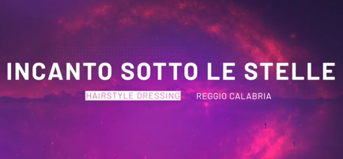 """Incanto sotto le stelle"" con l'hair fashion Francesca Serio Una serata esclusiva per celebrare dieci anni di eventi-moda tra sfilate e arte varia. All'interno il video-promo."