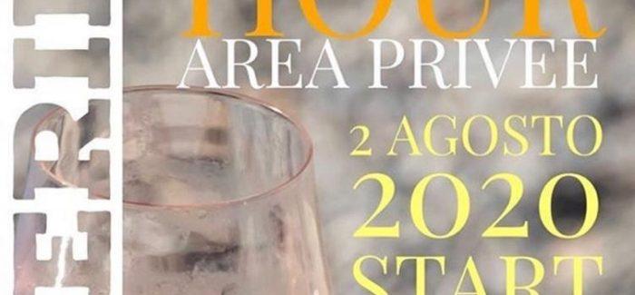 Tonnara di Palmi, domenica 2 agosto al Lido Pierino nella nuova location l'aperitivo collettivo Happy Hour organizzato dal team di aninazione alle ore 18,00