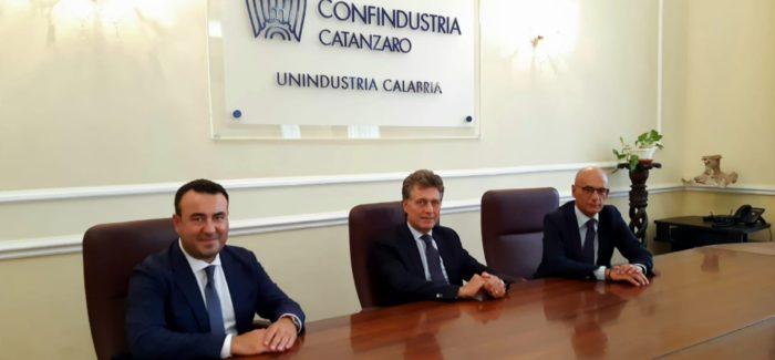 Unindustria Calabria incontra Sorical Avviato un dialogo costruttivo sul futuro del settore idrico calabrese