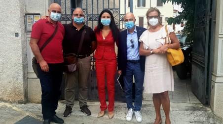 Reggio Calabria, Marcianò incontra i sindacati Questa terra ha bisogno di vedere tutti i suoi figli e le sue figlie di buona volontà, senza pretestuose divisioni