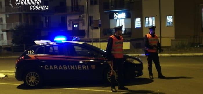 Grisolia, sorpreso a rubare in un appartamento Arrestato dai carabinieri un ragazzo di origine rumena