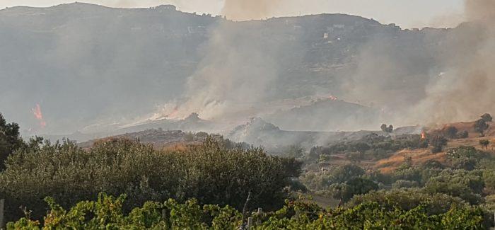 Incendio Ecoservice Lazzaro, il sindaco scrive nuovamente al prefetto
