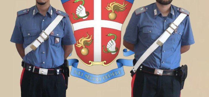 Placanica, i Carabinieri rinvengono armi e droga