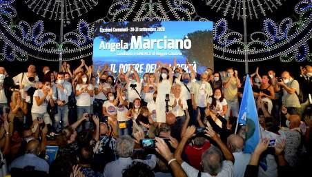 """Angela Marcianò, """"Non appoggerò nessuno al ballottaggio né farò apparentamenti"""" Lunga missiva del candidato a sindaco ed ex assessore di Reggio Calabria la quale afferma che non cederà ad alcuna """"lusinga"""" per incarichi e assessorati vari"""