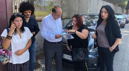 """Minicuci: """"Periferie di Reggio Calabria abbandonate. Interverremo subito"""" Prosegue il tour reggino nelle periferie e nei quartieri. Il candidato sindaco per la coalizione di centrodestra"""