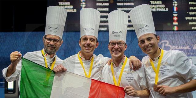 Lo chef di Gioia Tauro Lorenzo Alessio qualifica l'Italia alla finale mondiale del Bocuse d'Or 2021 Il famoso cuoco è figlio del sindaco di Gioia Tauro Aldo Alessio