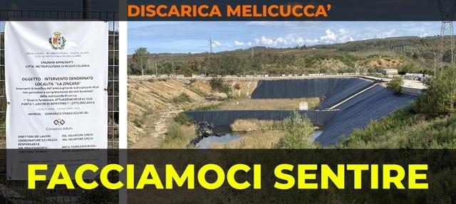 """Discarica """"La zingara"""", il circolo """"Armino"""" di Palmi mobilità i cittadini Ecco l'appello a tutti gli abitanti di Palmi, Seminara e Melicuccà"""