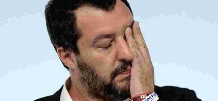 Salvini affonda in Calabria, gestione inadeguata e rappresentanti impreparati I risultati dei ballottaggi appena conclusi, rappresentano per la Calabria l'indice di  gradimento della politica regionale posta in essere dai nostri rappresentanti di governo. La sonora sconfitta del centrodestra in comuni importanti della nostra regione, come quello di Reggio Calabria, Crotone e Castrovillari