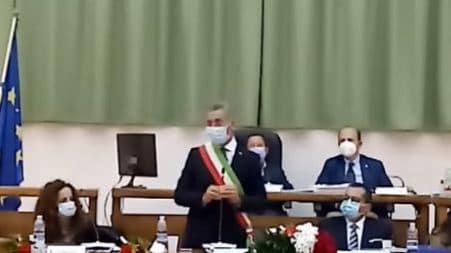 Taurianova, con il primo Consiglio Comunale, inizia la quarta volta di Roy Biasi