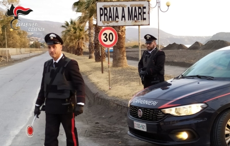 Tre arresti a Scalea e Praia a Mare I Carabinieri della Compagnia di Scalea in questi giorni hanno intensificato i controlli impiegando numerose pattuglie su tutta la fascia dell'Alto Tirreno Cosentino