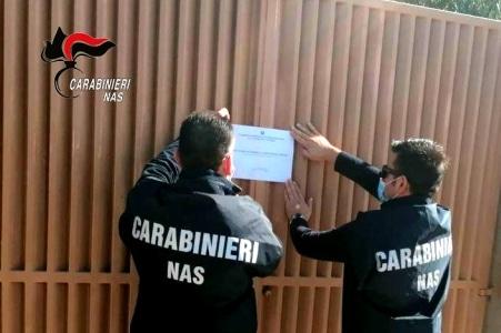 Controlli anti- Covid dei Carabinieri del Nas, sospensione immediata per quattro comunità alloggio per anziani Il Sindaco di Reggio Calabria ha emesso una ordinanza di sospensione immediata nei confronti di quattro comunità alloggio per anziani per gravi carenze strutturali ed organizzative