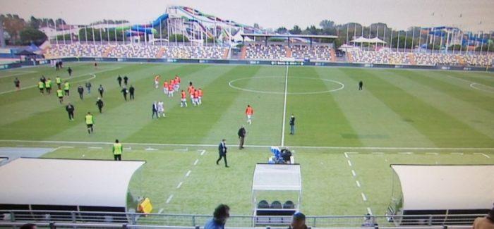 Serie B : Folorunsho salva la Reggina a Pordenone Pareggio giusto tra le due squadre dopo aver disputato un tempo per parte