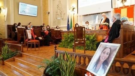 """A Lorena la laurea in medicina, nonostante lei non c'è più per colpa di una mano assassina La tesi della studentessa dell'Università di Messina è stata discussa da un'amica, """"Voleva curare i bambini"""""""