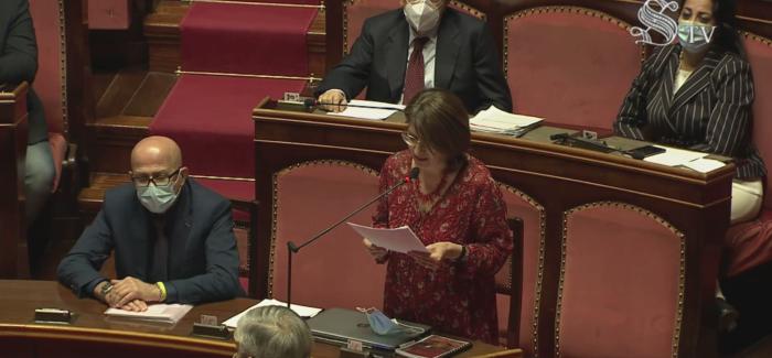 """Abate (M5S Senato – Capogruppo """"Questioni Regionali""""): «In Calabria c'è bisogno di una vera rivoluzione sociale, morale e culturale non di strumentalizzazioni"""" """"La nostra regione merita di più"""""""