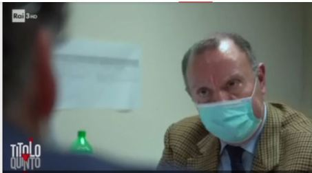 """Sanità calabrese nelle mani di Cotticelli che non sa nemmeno che deve fare il """"piano Covid"""" Intervista shock ieri sera su Raitre durante la trasmissione """"Titolo V"""" del commissario ad acta per la sanità in Calabria"""