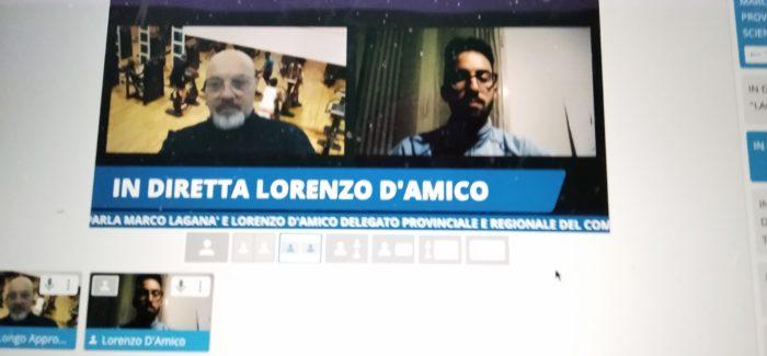 Speciale l'affondo, la rivolta degli onesti i rappresentanti delle palestre raccontano il loro dramma In studio Lorenzo D'Amico e Marco Lagana delegati regionali e provinciale del Comitato scienze motorie. VIDEO