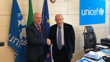 """Gioia Tauro, Alessio, morte Samengo, """"impegno encomiabile"""" Cordoglio del sindaco per la scomparsa del Presidente UNICEF"""